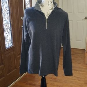 Women's tommy bahama half zip sweatshirt